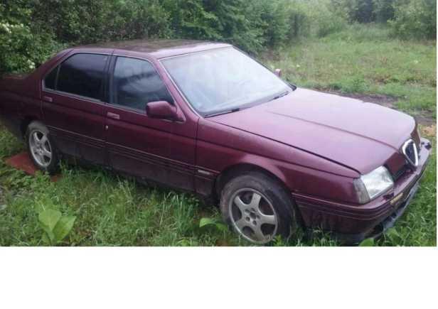 Alfa Romeo 164, 1994 год, 68 000 руб.