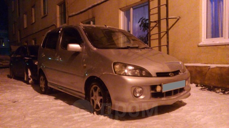 Daihatsu YRV, 2001 год, 165 000 руб.