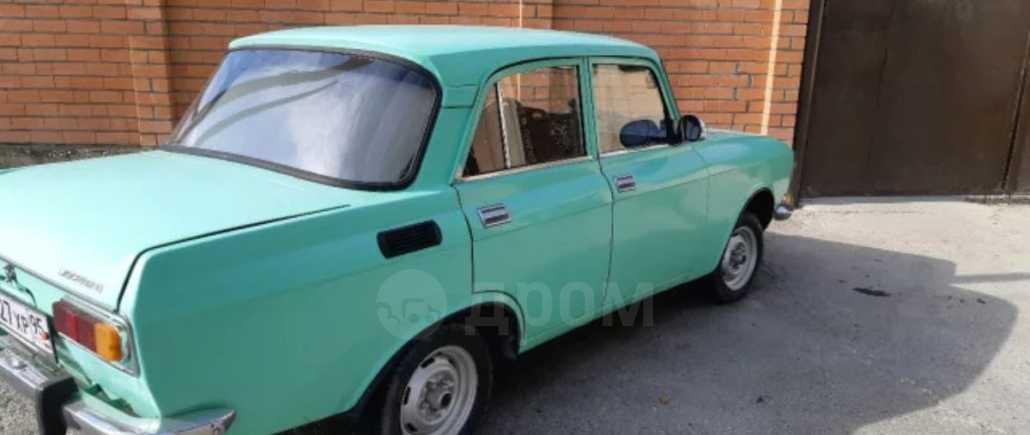 Москвич 2140, 1985 год, 60 000 руб.