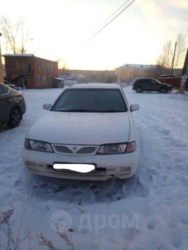 Nissan Pulsar, 2000 год, 155 000 руб.