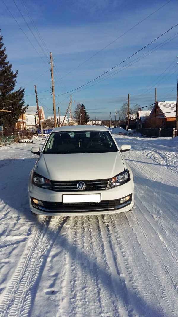 Volkswagen Polo, 2017 год, 580 000 руб.