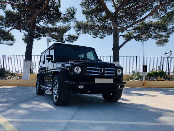 Mercedes-Benz G-Class, 2004 год, 1 900 000 руб.