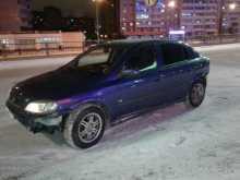Opel Astra, 2002 г., Екатеринбург