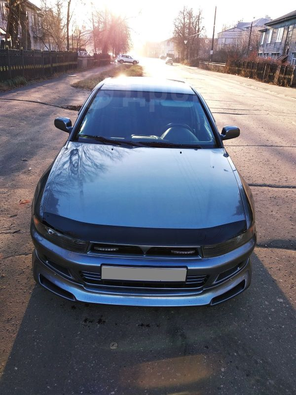 Mitsubishi Galant, 2002 год, 225 000 руб.