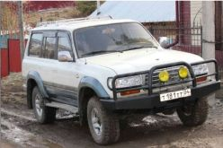 Горно-Алтайск Land Cruiser 1996