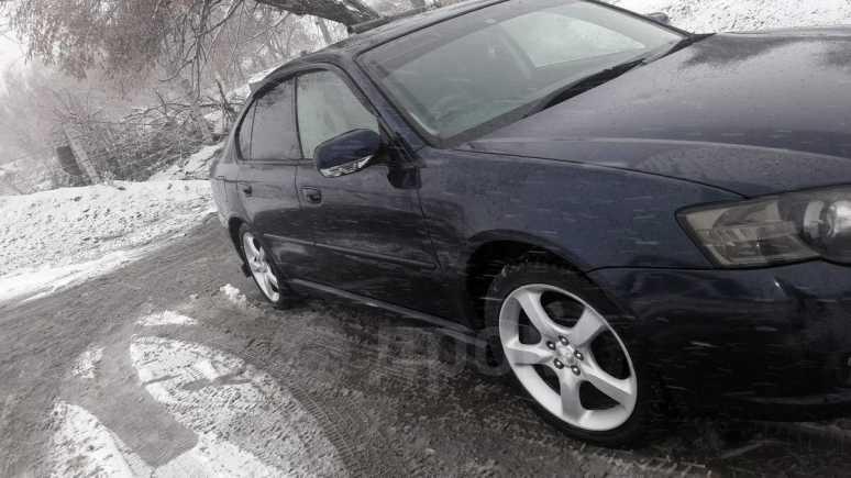 Subaru Legacy B4, 2005 год, 619 990 руб.