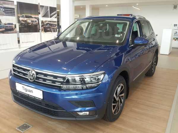 Volkswagen Tiguan, 2018 год, 1 993 651 руб.