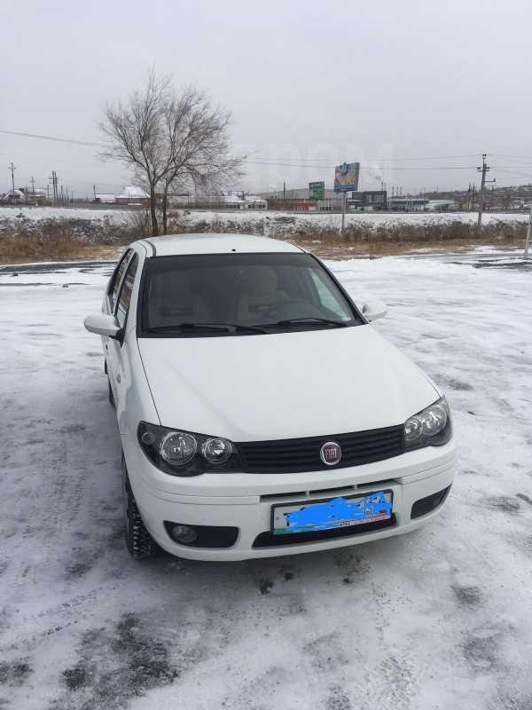 Fiat Albea, 2010 год, 280 000 руб.