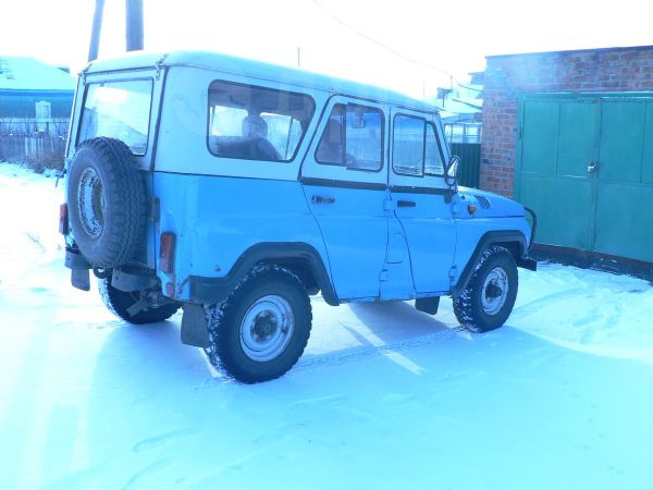 УАЗ 3151, 1997 год, 90 000 руб.