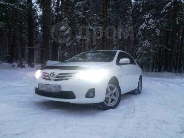 Toyota Corolla, 2012 год, 717 000 руб.