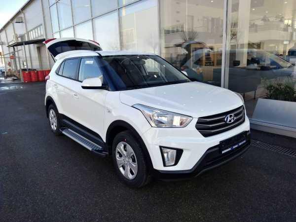 Hyundai Creta, 2017 год, 900 000 руб.