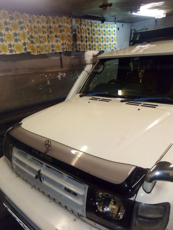 Mitsubishi Pajero, 1997 год, 650 000 руб.