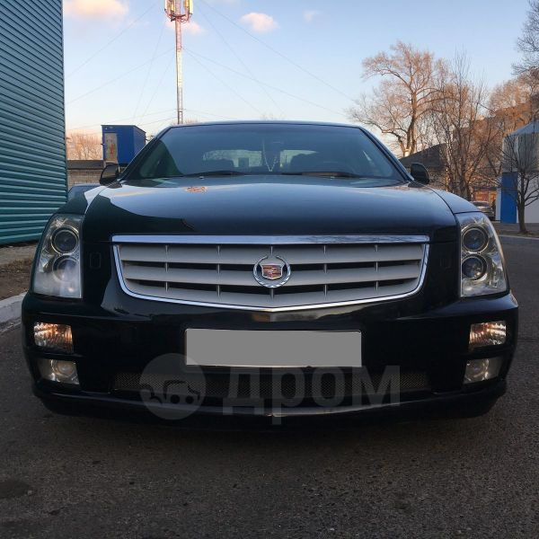 Cadillac STS, 2007 год, 670 000 руб.