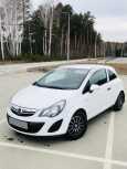 Opel Corsa, 2013 год, 411 000 руб.
