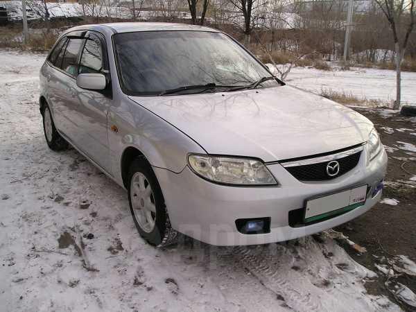 Mazda Familia S-Wagon, 2002 год, 242 000 руб.