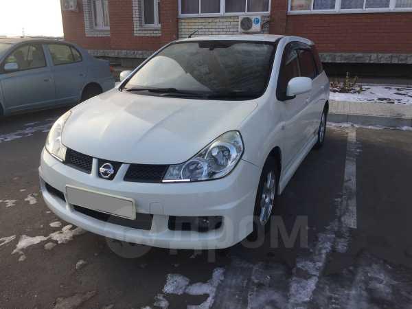 Nissan Wingroad, 2008 год, 370 000 руб.