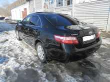 Хабаровск Toyota Camry 2007