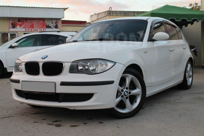 BMW 1-Series, 2009 год, 480 000 руб.
