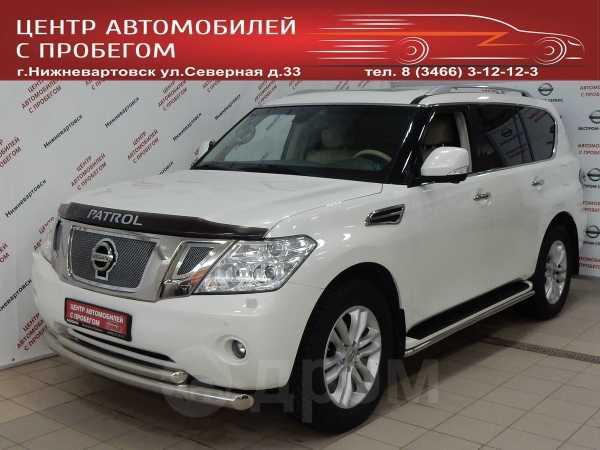 Nissan Patrol, 2010 год, 1 615 000 руб.