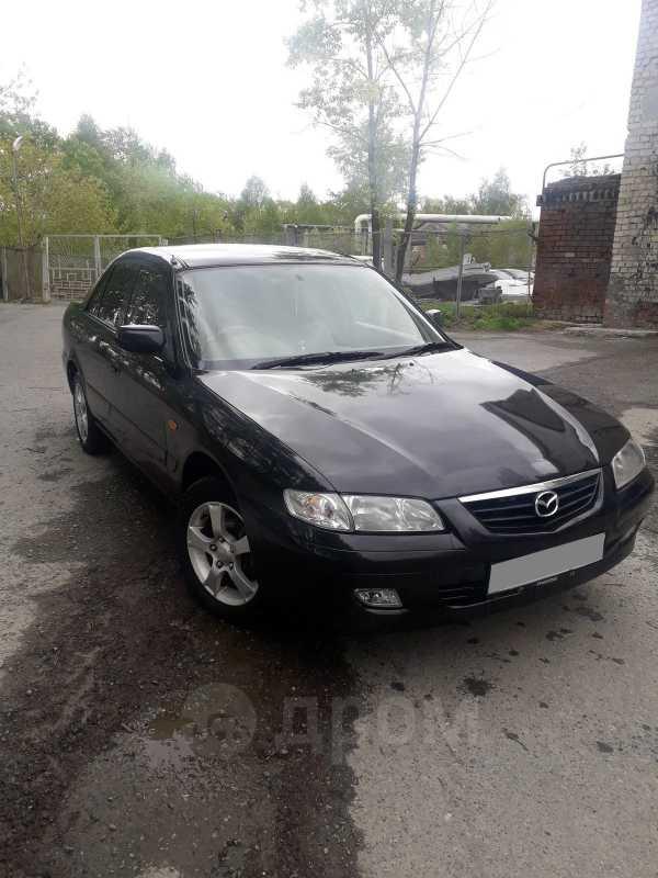 Mazda Capella, 2002 год, 180 000 руб.