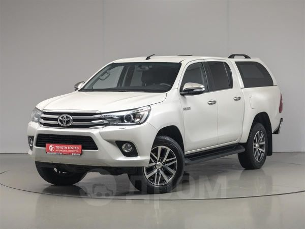 Toyota Hilux Pick Up, 2016 год, 2 030 000 руб.