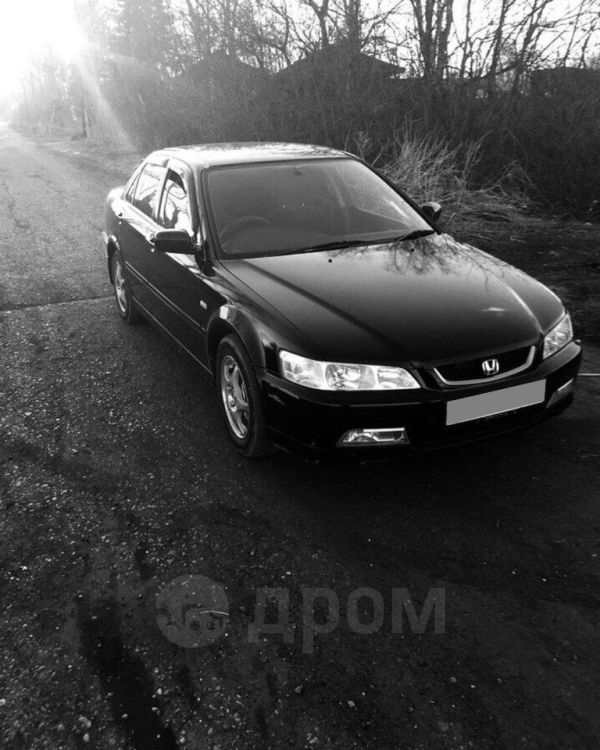 Honda Accord, 2001 год, 310 000 руб.