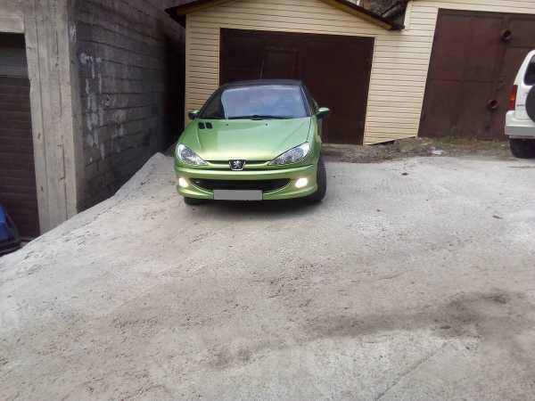 Peugeot 206, 2004 год, 200 000 руб.