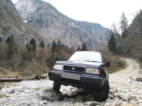 Suzuki Grand Escudo, 1993 год, 150 000 руб.