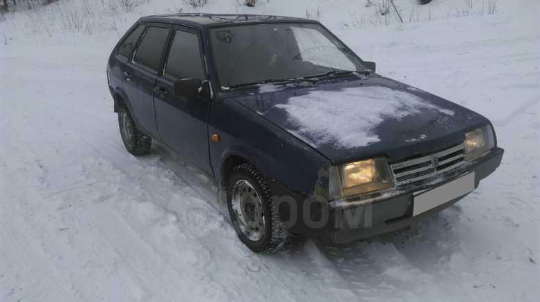 Лада 2109, 1998 год, 90 000 руб.
