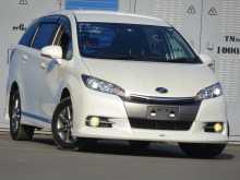 Владивосток Toyota Wish 2012