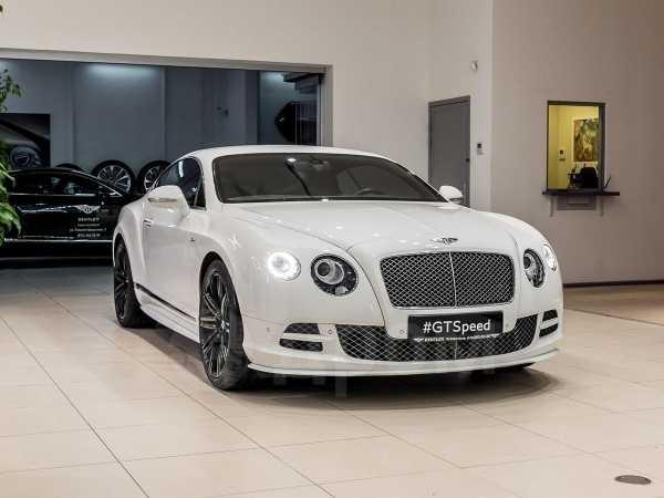 Bentley Continental GT, 2014 год, 5 999 999 руб.