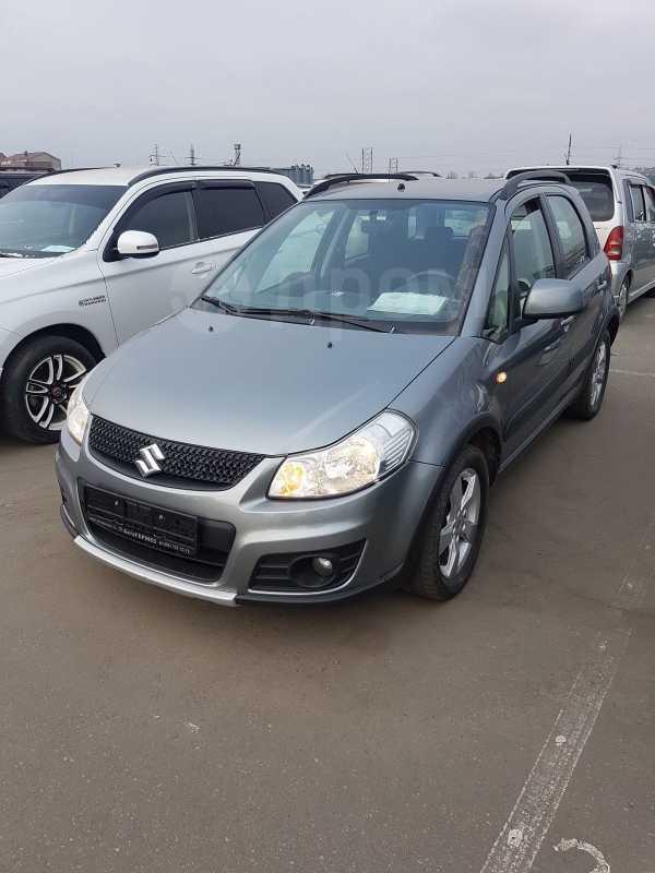 Suzuki SX4, 2011 год, 649 000 руб.