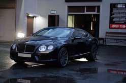Тюмень Continental GT
