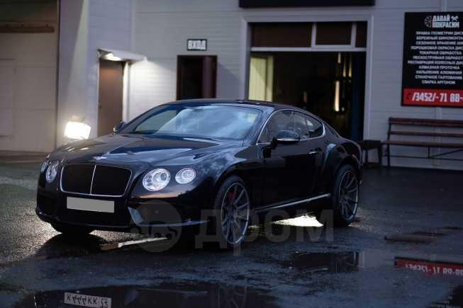 Bentley Continental GT, 2015 год, 6 900 000 руб.