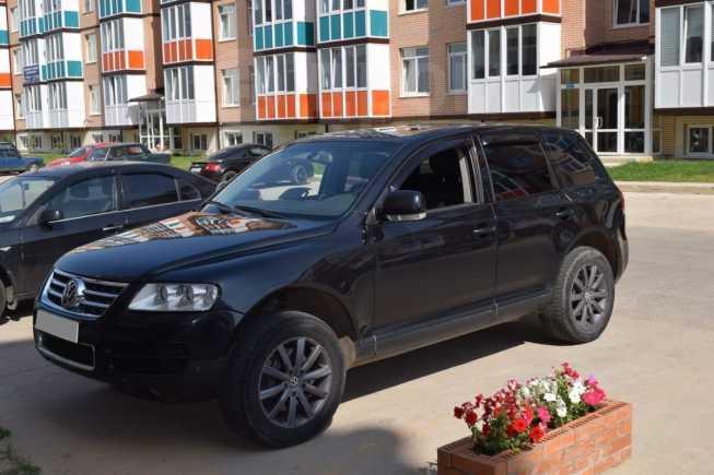 Volkswagen Touareg, 2004 год, 350 000 руб.