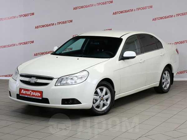 Chevrolet Epica, 2010 год, 379 000 руб.