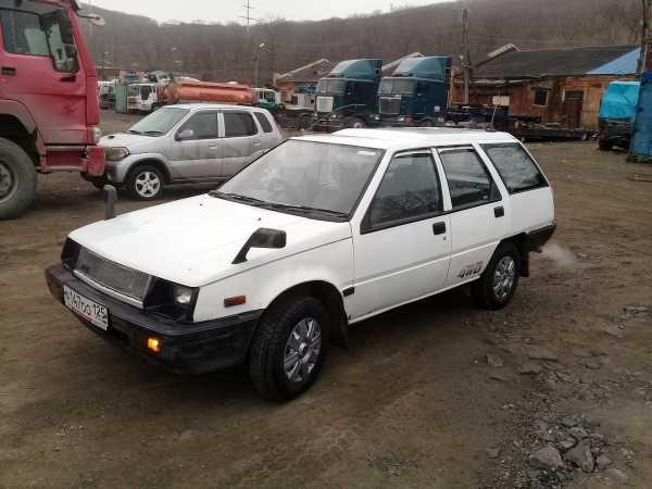 Mitsubishi Lancer, 1987 год, 85 000 руб.