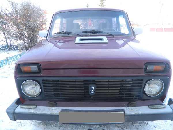 Лада 4x4 2121 Нива, 2001 год, 160 000 руб.