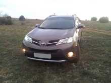 Севастополь Toyota RAV4 2014
