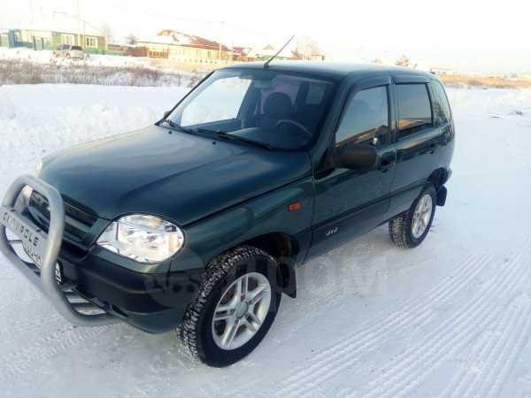Chevrolet Niva, 2009 год, 265 000 руб.