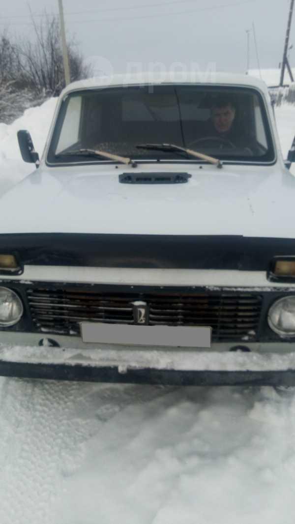 Лада 4x4 2121 Нива, 1988 год, 125 000 руб.