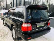 Новосибирск Lexus LX470 2000