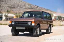 Москва Range Rover 1989