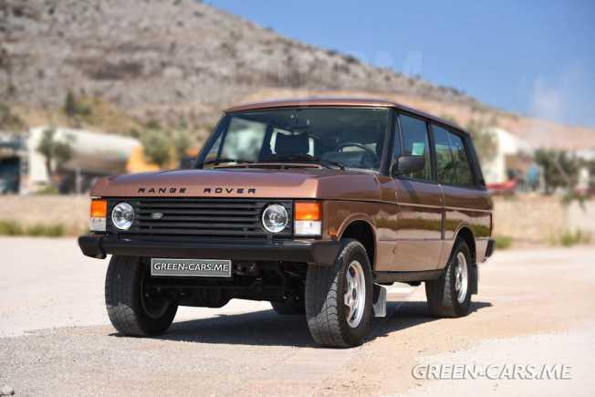 Land Rover Range Rover, 1989 год, 1 700 000 руб.
