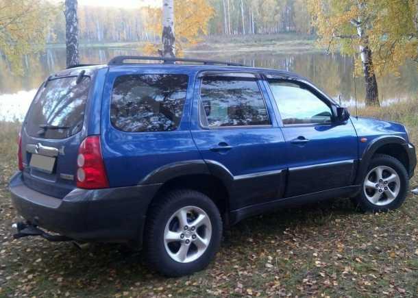 Mazda Tribute, 2004 год, 500 000 руб.