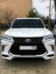 Lexus LX570, 2017 год, 6 300 000 руб.