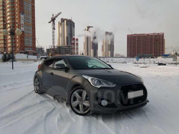 Hyundai Veloster, 2013 год, 888 000 руб.