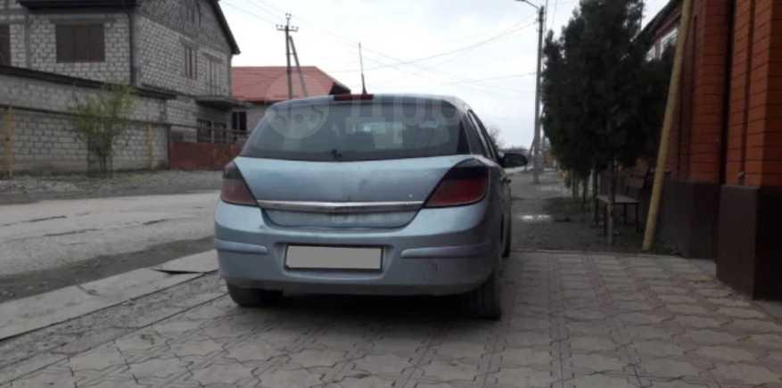 Opel Astra, 2004 год, 170 000 руб.