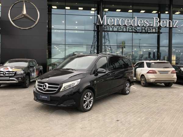 Mercedes-Benz V-Class, 2017 год, 4 580 000 руб.
