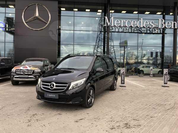 Mercedes-Benz V-Class, 2018 год, 4 830 000 руб.